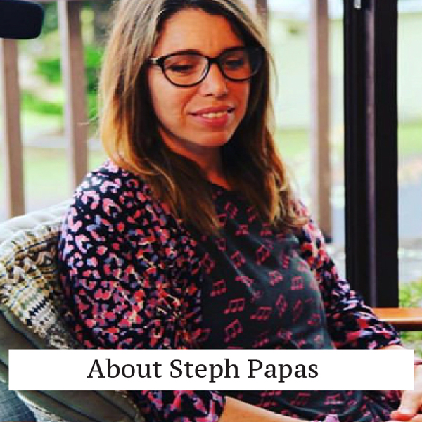 About Steph Papas