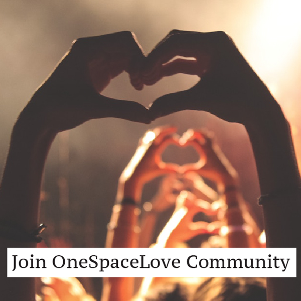 Join OneSpaceLove Community
